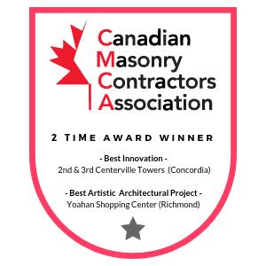 masonry award 2